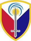STICKER US ARMY UNIT 413th Support Brigade SHIELD