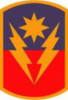 STICKER US ARMY UNIT 40th Armor Brigade SHIELD