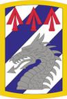 STICKER US ARMY UNIT 3rd Sustainment Brigade SHIELD