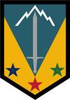 STICKER US ARMY UNIT 3rd Maneuver Enhancement Brigades