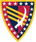 STICKER US ARMY UNIT 38th Sustainment Brigade SHIELD