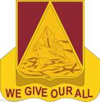 STICKER US ARMY UNIT 385th Transportation Battalion
