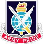 STICKER US ARMY UNIT 369th Adjutant General Battalion