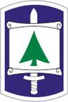 STICKER US ARMY UNIT 364th Civil Affairs Brigade