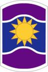 STICKER US ARMY UNIT 361st Civil Affairs Brigade SHIELD