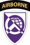 STICKER US ARMY UNIT 360th Civil Affairs Brigade SHIELD