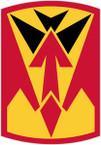 STICKER US ARMY UNIT 35th Air Defense Artillery Brigade