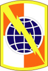 STICKER US ARMY UNIT 359th Signal Brigade SHIELD