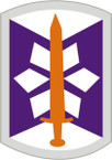 STICKER US ARMY UNIT 357th Civil Affairs Brigade