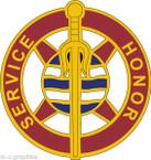 STICKER US ARMY UNIT 354th Transportation Battalion