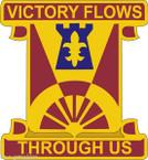 STICKER US ARMY UNIT 334th Transportation Battalion