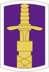 STICKER US ARMY UNIT 321st Civil Affairs Brigade SHIELD