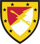 STICKER US ARMY UNIT 316th Cavalry Brigade SHIELD