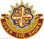 STICKER US ARMY UNIT 313th Transportation Battalion
