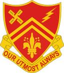 STICKER US ARMY UNIT 309th Field Artillery Battalion CREST