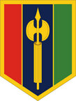 STICKER US ARMY UNIT 302nd Maneuver Enhancement Brigades SHIELD