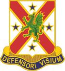 STICKER US ARMY UNIT 278TH Chemical Battalion