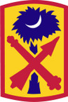 STICKER US ARMY UNIT 263rd Army Air Defense and Missile Defense Command SHIELD