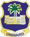 STICKER US ARMY UNIT 25th Armored Infantry Battalion