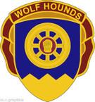 STICKER US ARMY UNIT 246th Transportation Battalion