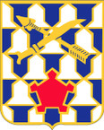 STICKER US ARMY UNIT 16th Infantry Regiment
