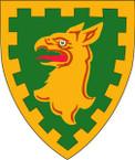 STICKER US ARMY UNIT 15th Military Police Brigade SHIELD