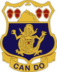 STICKER US ARMY UNIT 15th Infantry Regiment