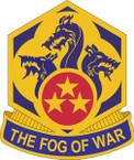STICKER US ARMY UNIT 155TH Chemical Battalion