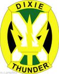 STICKER US ARMY UNIT 155th Armored Brigade