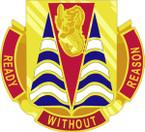 STICKER US ARMY UNIT 152nd Chemical Battalion