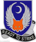 STICKER US ARMY UNIT 151st Aviation Regiment
