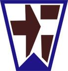 STICKER US ARMY UNIT 112th Medical Brigade SHIELD