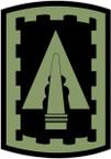 STICKER US ARMY UNIT 108th Air Defernse Brigade SUB