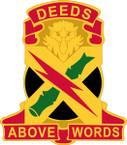 STICKER US ARMY UNIT 108TH AIR DEFENSE ARTILLERY BRIGADE