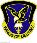 STICKER US ARMY UNIT 101st Aviation Brigade