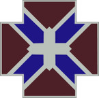STICKER US ARMY UNIT  US Army Dental Laboratory