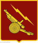 STICKER US ARMY UNIT  80th Airborne Anti-Aircraft Battalion