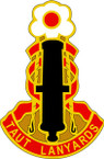 STICKER US ARMY UNIT  75th Fires Brigade