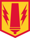 STICKER US ARMY UNIT  41st Fires Brigade