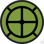 STICKER US ARMY UNIT  35th Infantry Div SUB