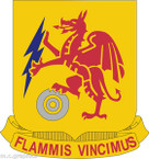 STICKER US ARMY UNIT  2D CHEMICAL BATTALION
