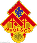 STICKER US ARMY UNIT  135th Field Artillery Brigade