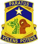 STICKER US ARMY UNIT  121ST Chemical Battalion