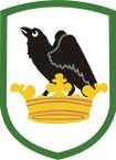 STICKER US ARMY NATIONAL GUARD Washington