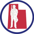 STICKER US ARMY NATIONAL GUARD Utah