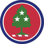 STICKER US ARMY NATIONAL GUARD Tennessee
