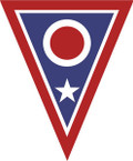 STICKER US ARMY NATIONAL GUARD Ohio II