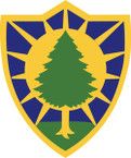 STICKER US ARMY NATIONAL GUARD Maine