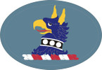STICKER US ARMY NATIONAL GUARD Delaware