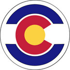 STICKER US ARMY NATIONAL GUARD Colorado